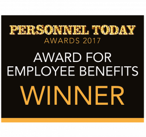 Personnel today award